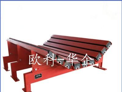 供应一米皮带机缓冲床 角度可调缓冲床