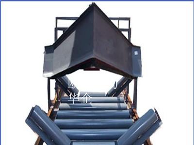 欧科定制犁式卸料器 自锁性电动犁式卸料器