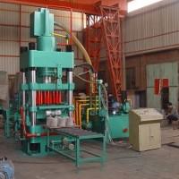 鑫源液压硅粉粉末压机美化工厂环境