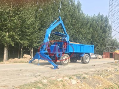 农用拉沙子随车挖挖臂可定制运输挖掘机