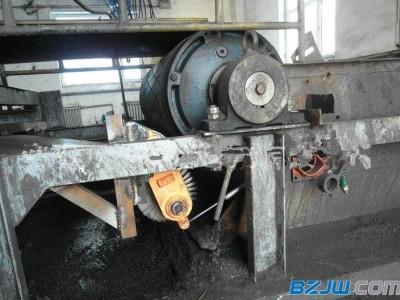B1400被动清扫器 无动力毛刷清扫器 电厂煤矿清扫器