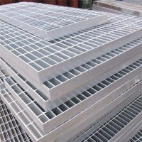 钢格板 平台钢格板 镀锌钢格板 安平力迈钢格板厂