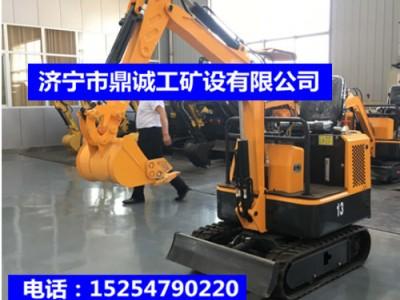 履带挖掘机价格 小型无尾挖土机图片 微型驾驶室挖沟机厂家