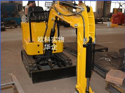 供应履带式农用挖掘机 小型挖沟推土挖掘机