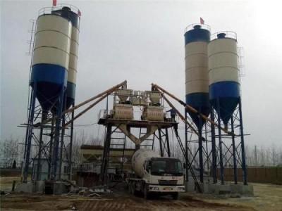 YHZS25移动式混凝土搅拌站 厂家报价