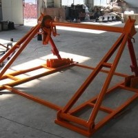液压张力机尾架 张力放线架 导线放线支架厂家现货直销