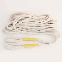 高压蚕丝绳作业绳12mm带电绝缘绳高空作业安全绳安全可靠
