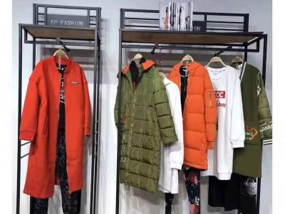广州知名品牌19冬CRZ厂家直销批发折扣走份