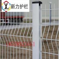 郑州 桃型柱护栏网安装价格多少
