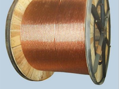 铁路接触网配件JTMH95承力索铜合金绞线 硬铜绞线