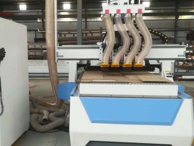 全屋定制板式家具生产机械 四工序数控刨花板密度板木板开料机
