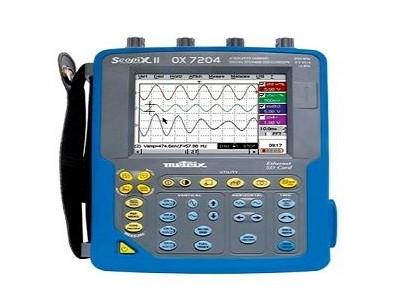 法国CA便携式数字储存示波器OX7204
