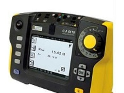 法国CA电气安装测试仪CA6116