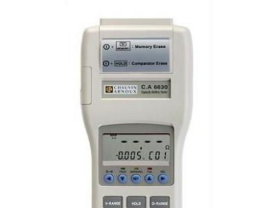 FRANCE CA电池测试仪CA6630