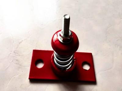日通坐式减震器厂家销售YDS坐式弹簧减震器