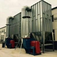 广东佛山家具厂粉尘收集 除尘设备改造方案 环保达标