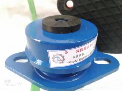 日通坐式阻尼弹簧减震器 坐式水泵减震器 风机减震器报价