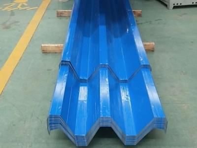 厂家直销江苏恒海彩钢屋面板yx130-300-600
