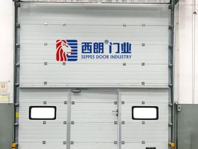上海食品厂仓库提升门厂家