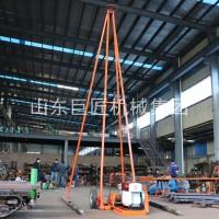 高效率30米砂金探礦鉆機SH30-2A工程勘察鉆機配件齊全