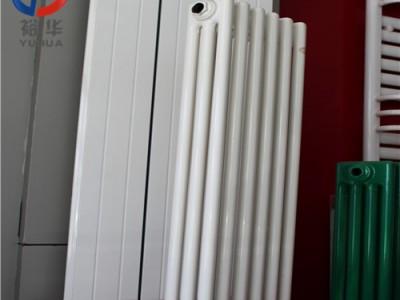 GZ306低碳钢三柱散热器(图片、尺寸)_裕华采暖