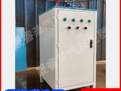 桥梁养护用蒸汽发生器晟睿电热管蒸汽发生器 免检电锅炉品质保证