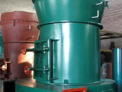 高压磨粉机采用高性能耐磨材料整机耐磨性能高运行可靠