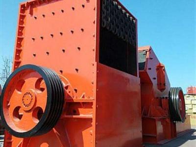 西芝机械箱式破碎机适应各种矿山石料 环保无尘