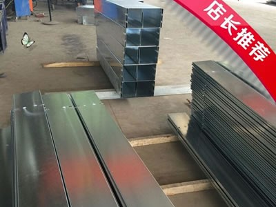 青海槽式镀锌电缆桥架型号齐全_腾凯