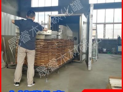 山东地区乐器辅料碳化烘干设备 晟睿木材碳化罐木材炭化窑效果好