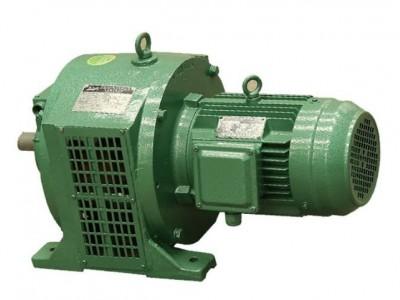 盛灵YCT系列1.5KW电磁调速电动机注塑机设备电动机
