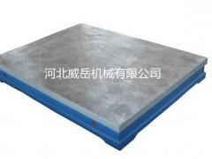 鑄鐵試驗平臺獨具匠心的熱處理工藝