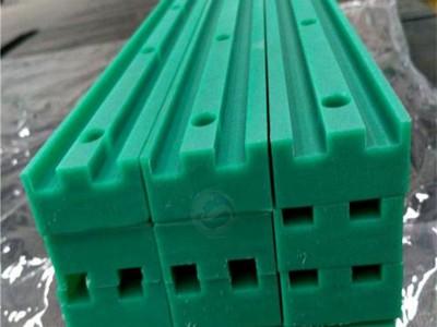 厂家直销聚乙烯链条导轨 T型4分链条导轨 链条导向件