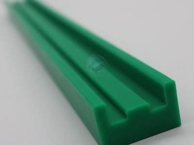 厂家加工高分子链条导轨@包装机链条导轨@塑料链条导槽