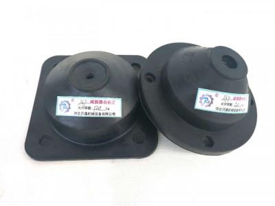 河北日通圆形橡胶减震器、水泵减震器、风机减震器大量销售