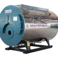 额定蒸发量20吨燃气蒸汽锅炉