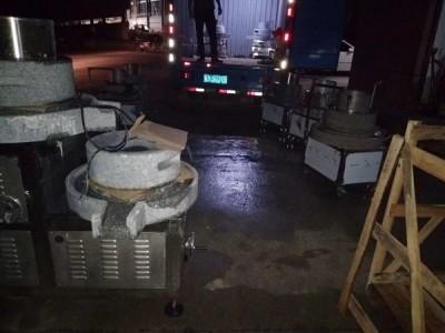 佛山市大豆电动石磨专用机开饮食店