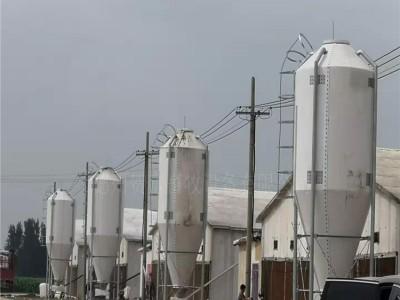 玻璃钢料塔 山东养殖饲料塔野狼社区必出精品 畜牧水产养殖玻璃钢料塔批发