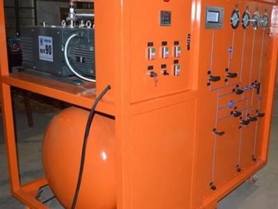 国内电力资质承装修试SF6气体抽真空充气装置抽气速率