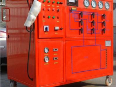 四级电力设施许可证SF6气体抽真空充气装置