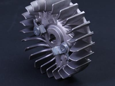 铝合金锌合金压铸件 磁飞轮压铸模具加工 青岛高密度铝压铸件