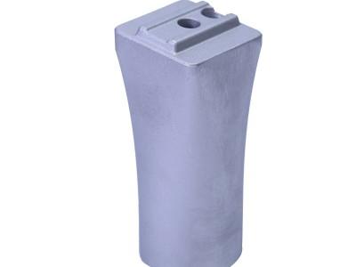 铝合金压铸件加工 锌合金公交车扶手管定制 压铸模具设计定制
