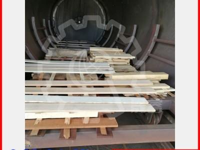 福建金丝楠烘干用木材烘干机晟睿全自动木材炭化窑增强木材稳定性