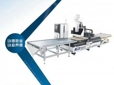 德沃德NM-482BL双工位数控2+1开料机,内蒙古呼和浩特