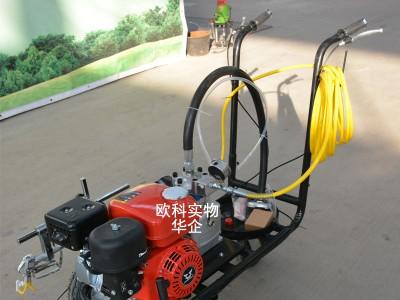 高压无气喷涂划线机   塑胶跑道划线机
