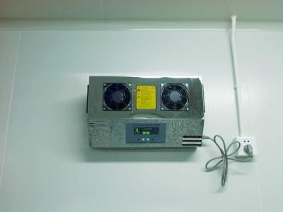 臭氧机|臭氧消毒机|不锈钢双核智能臭氧机