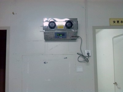 臭氧杀菌机|小型壁挂式臭氧机|食品专用不锈钢臭氧机