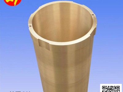 铜套加工单位 提供大铜套加工 铜套型号 耐磨铜套厂家
