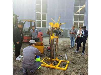 便携式背包钻机 地质勘探取芯钻机 山地岩心钻机