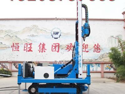 山东双重旋喷锚固钻机生产厂家 锚索锚固旋喷钻机